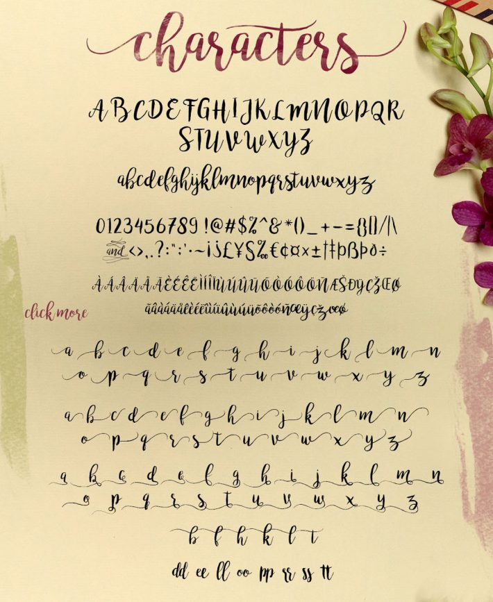 Free Download Bromello Font