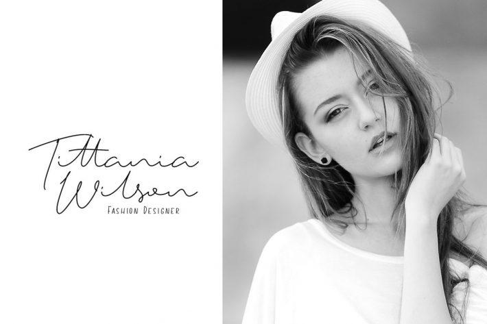 Tiffany Font